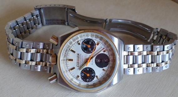 Citizen Crono Customizado Relojesgovantesm Diablito Bullhead