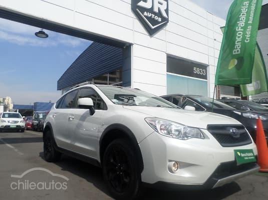 Subaru Xv 2016 2.0 At
