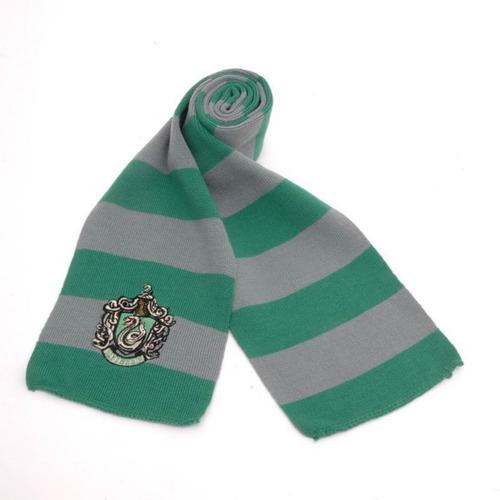 Imagen 1 de 2 de La Magia De Harry Potter Bufandas Slytherin