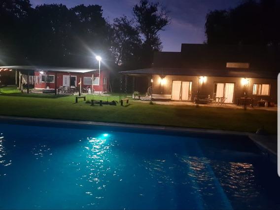 Casa De Campo 4 Dormitorios Dos Baños Comedor Pool Ping Pong