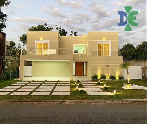 Sobrado Com 4 Dormitórios À Venda, 420 M² Por R$ 1.800.000,00 - Jardim Paraíba - Jacareí/sp - So0039
