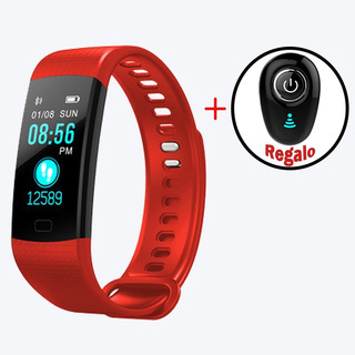 Pulsera Deportiva Inteligente Bluetooth+regalo+envío Gratis