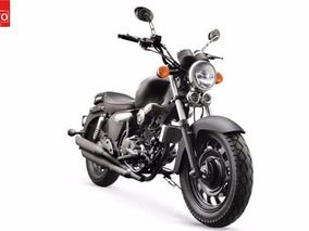 Moto Keeway Superlight 200cc Año 2018 Negra