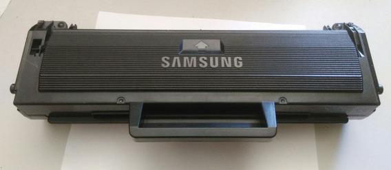 Toner Samsung Preto Mlt-d104s- Orig.vazio Nunca Recarregado