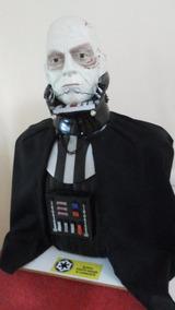Busto Em Tamanho Real Darth Vader Sem Máscara (lifesize)