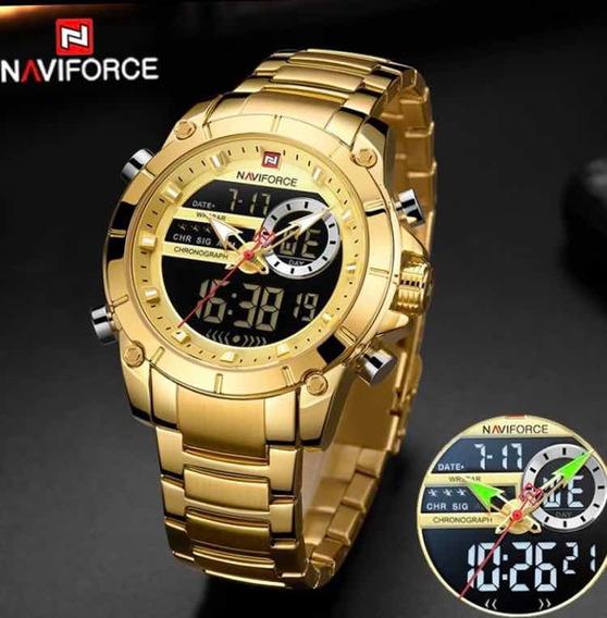 Relógio Naviforce Nf 9163
