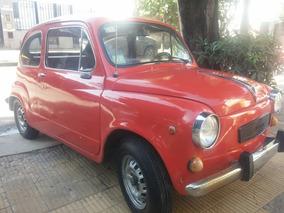 Fiat 600 E Berlina 1969