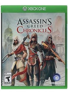 Crímenes De Los Asesinos Chronicles Xbox One Edición Estánda