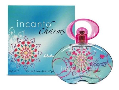 Perfume Salvatore Ferragamo Incanto Cha - L a $1130