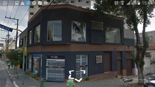 Imagem 1 de 13 de Loja Comercial Para Locação, Cambuci, São Paulo. - Lo1084