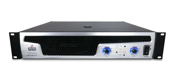 Arcano Potencia Amplificador Arc-paw-6 2700watts Rms 220v Sj
