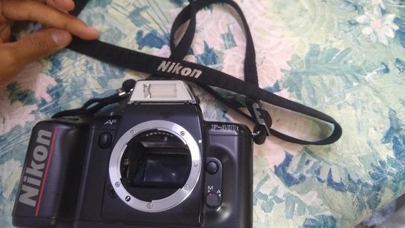 Nikon F-401x Relíquia
