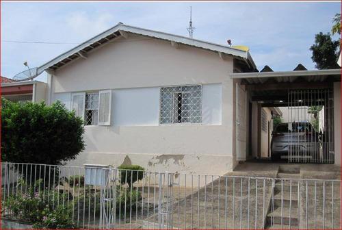 Casa Em Piracicaba - 106 M2 -  3 Dormitórios E 4 Vagas De Garagem - Ótima Localização - R$ 265 Mil - 15061