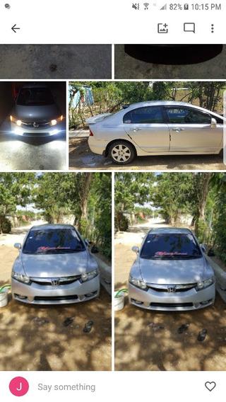 Honda Civic Sedan De 4puerta