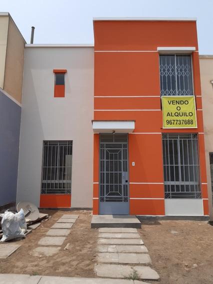 Casa 2 Pisos Con Titulo De Propiedad
