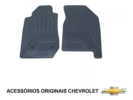 Jogo De Tapetes S10 Nova Cabine Simples 2012 Original Gm