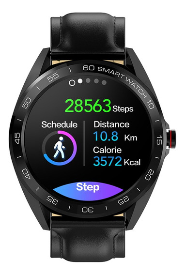 Senbono K7 Relógio Inteligente 1.30 Polegadas Ips Display I