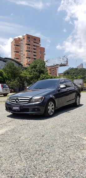 Mercedes Benz C180, 1.8cc 2009,color Gris, 108.000kmts Gris