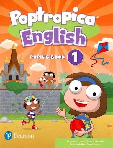 Poptropica English 1 British - Pupil´s Book - Pearson