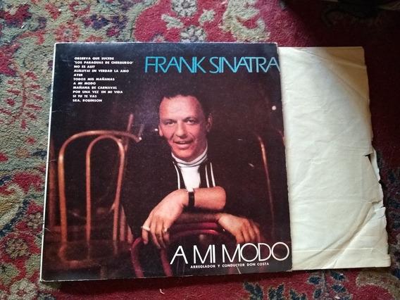 Disco De Vinilo Frank Sinatra