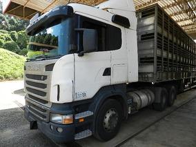 Scania R 400 6x2 2012 Automático C/ Retarder
