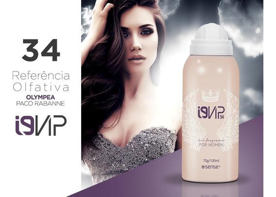 I9 Vip 34 (olympea - Ref. Olfativa) 100ml Feminino