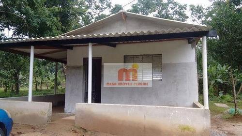 Chácara Residencial À Venda, Ana Dias, Itariri. - Ch0023