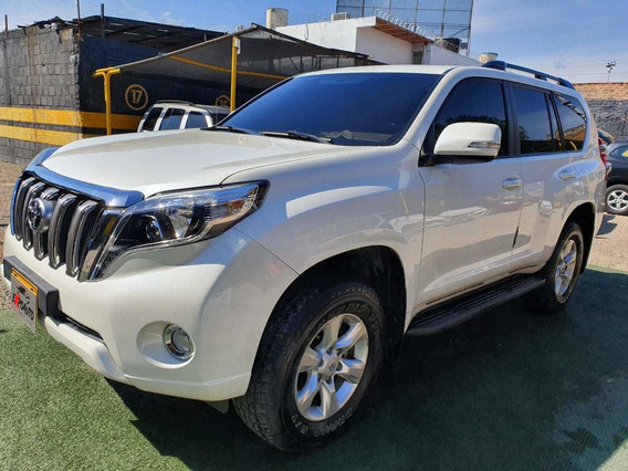 Toyota Prado Txl At 4x4 2013