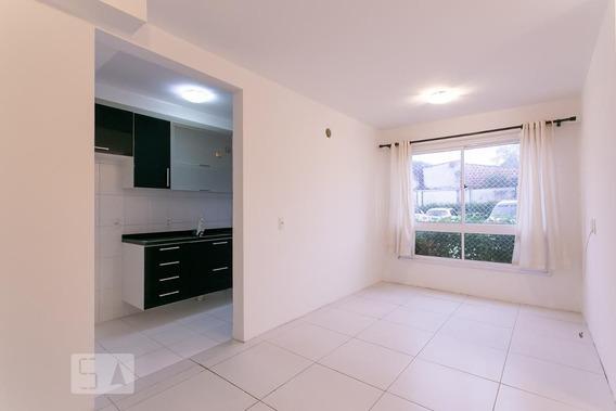 Apartamento No 1º Andar Com 1 Dormitório - Id: 892968206 - 268206
