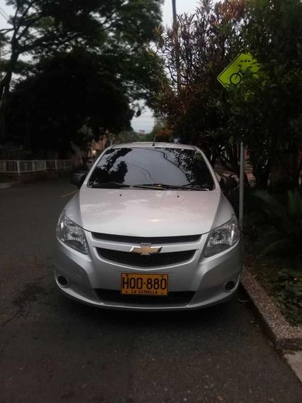 Chevrolet Sail Ls Sedan 2018