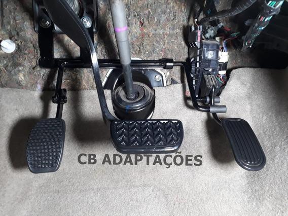 Acelerador A Esquerda Inversão De Pedal - Universal Promoção