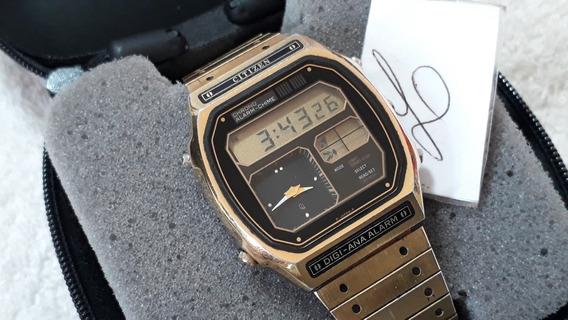 Relógio Citizen Digi-ana Alarm -8913 - Raridade - Lindo !