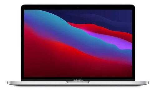 Imagem 1 de 6 de Apple MacBook Pro (13 polegadas, 2020, Chip M1, 512 GB de SSD, 8 GB de RAM) - Prateado