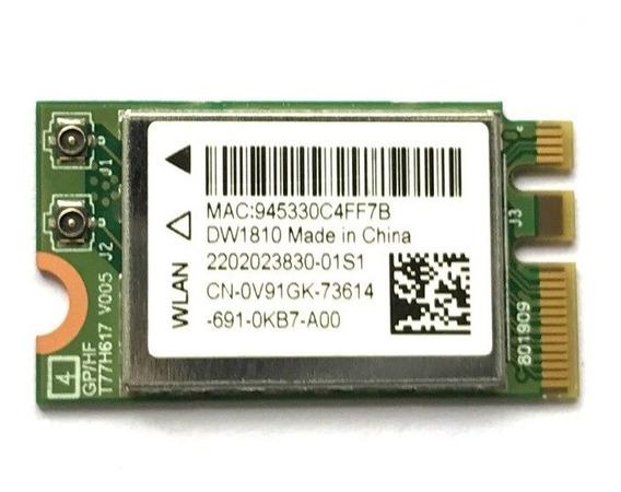 Placa Wifi Qcnfa435 Dw1810 Acer A515 A515-51 E5-574 E5-573