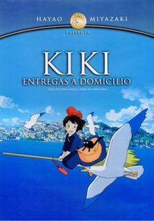 Kiki Entregas A Domicilio Studio Ghibli Pelicula Dvd