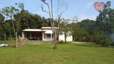 Chácara Residencial Para Venda E Locação, Agenor De Campos, Mongaguá. - Codigo: Ch0001 - Ch0001