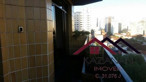 Imagem 1 de 14 de Apto 3 Dorm.+dep. Completa Boqueirão - 412