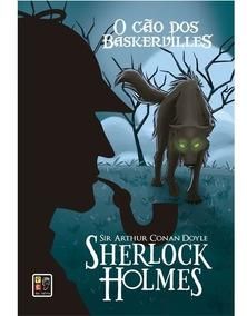 Livro Sherlock Holmes: O Cão Dos Baskevilles