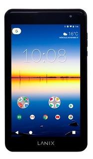 Tablet Lanix 2019 Iliumpad Pad Rx7 Android 8.1 1gb 16gb