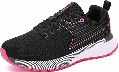 Ubfen Hombres Mujeres Deportes Zapatos Para Correr Correr Ca