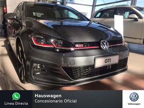 Volkswagen Golf 2.0 Gti Tsi Turbo Nuevo 2018 220cv Hauswagen