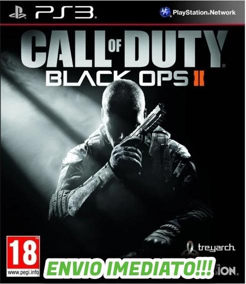 Call Of Duty Black Ops 2 Bo2 Ps3 Dublado Português