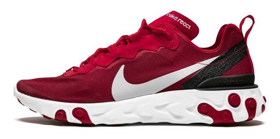 Tenis Nike React Element 55 Casual Moda Epic