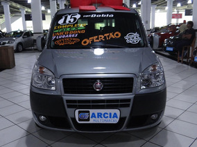 Fiat Doblò 1.4 Mpi Attractive 8v Flex 4p Manual