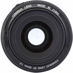 Lente Yongnuo Yn-35mm F/2.0 Para Canon Ef