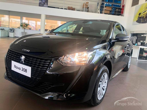 Peugeot 208 1.6 16v Flex Like Manual