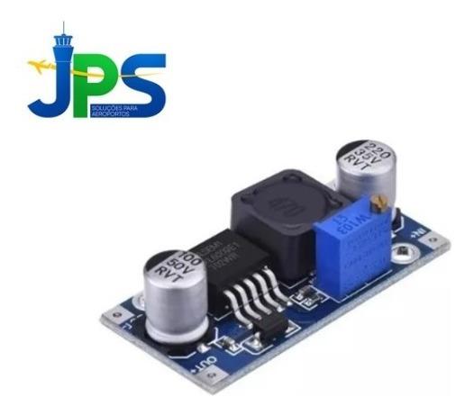 2ç Fonte Regulável Step-up Xl6009 Dc-dc Arduino