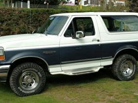 Ford Bronco Xlt 1995