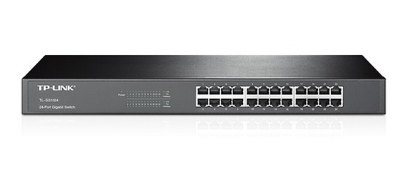 Switch Tp-link Tl-sg1024 24 Puertos