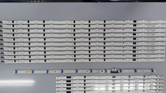 Kit Barras De Leds Tv Samsung Un55f6800ag/6400